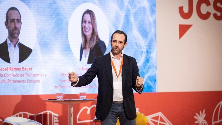 """Bauzá: """"Si hay un sitio en España en el que hoy se está captando talento joven es Santander"""""""