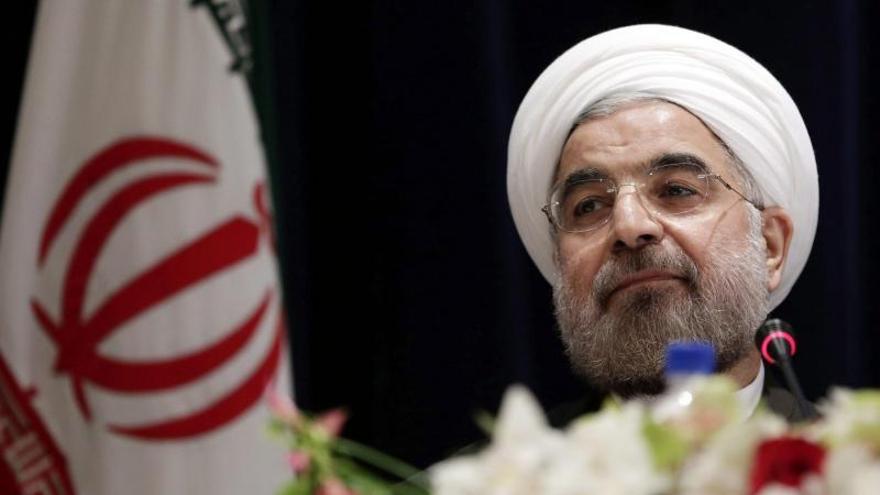 Rohaní advierte a Putín de que Ginebra 2 fracasará si no participa Irán