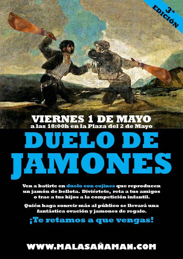 Duelo de jamones_III
