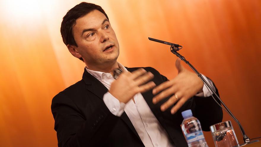 Thomas Piketty. Foto: cc Universidad Pompeu Fabra