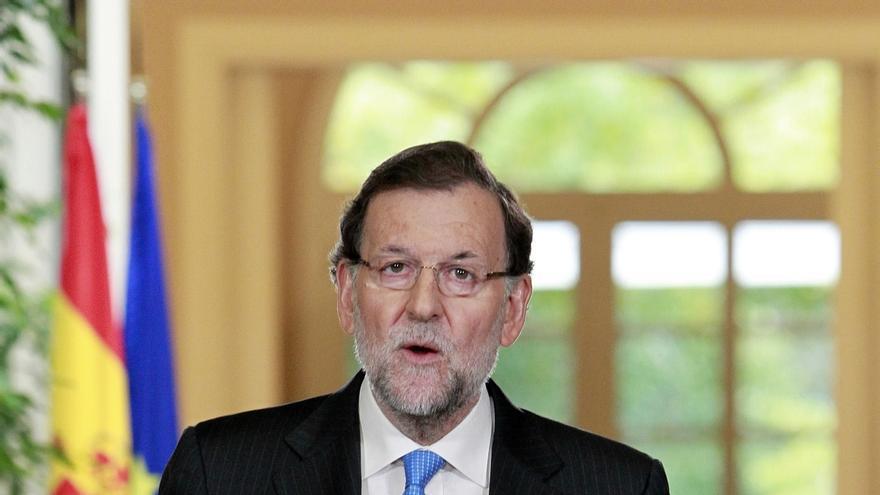 """Rajoy sobre los debates electorales: """"Son mi medio natural y estoy a las órdenes del director de campaña. O no tanto"""""""