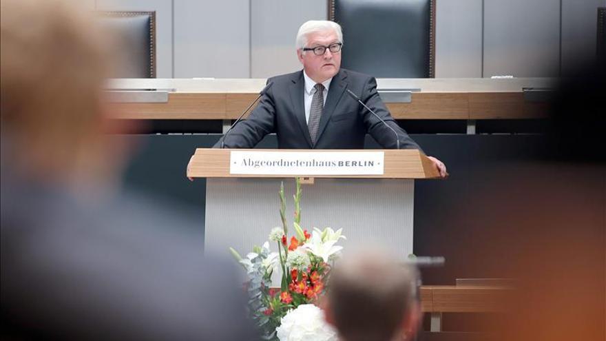 El presidente alemán honrará el papel de los soldados soviéticos en la liberación