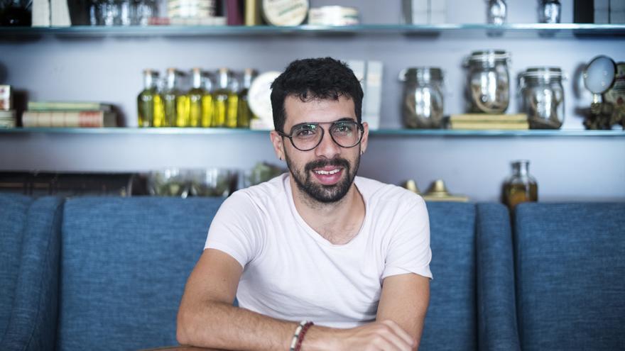 Carlos Manuel Álvarez salió de Cuba hace tres años y vive actualmente en Ciudad de México.