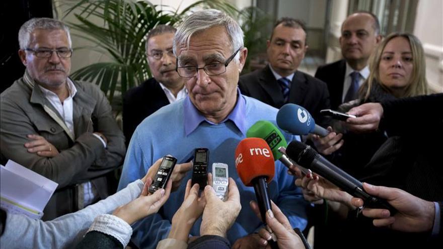 Ribó augura que el caso Imelsa afectará al PP para formar un nuevo Gobierno