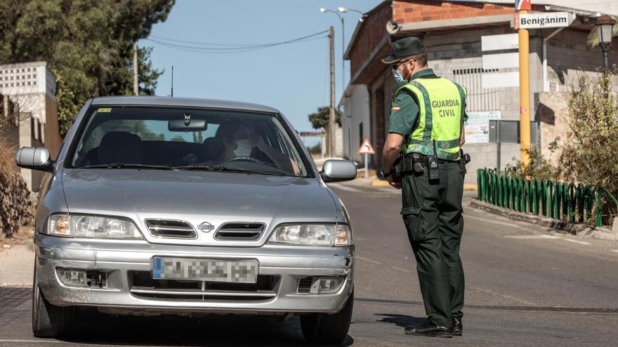Un juzgado anula el confinamiento de Benigànim ordenado por la Generalitat