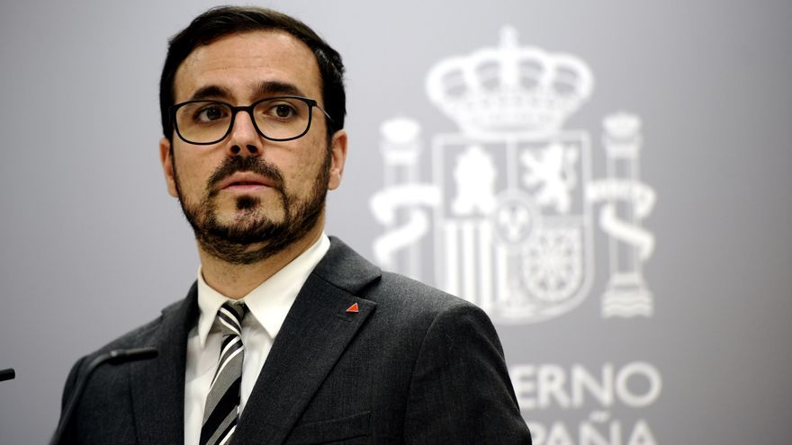 Imagen de recurso del ministro de Consumo, Alberto Garzón. En Madrid (España), a 30 de septiembre de 2020.