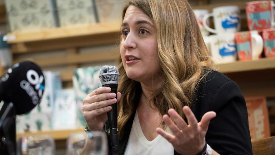La secretaria general del Partit Nacionalista de Catalunya (PNC), Marta Pascal.