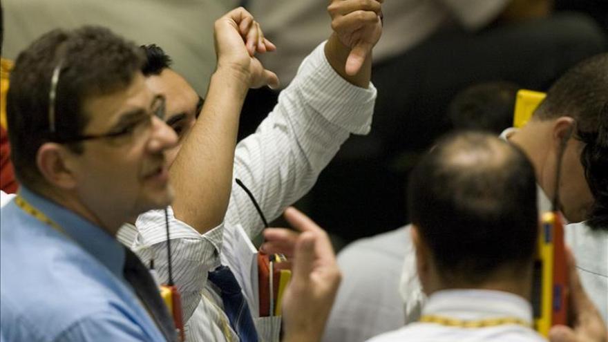 La bolsa de Sao Paulo abre con alza del 0,27 % tras la divulgación del PIB