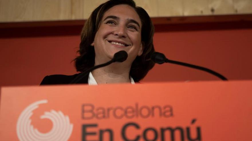 Colau ofrece a Collboni ser primer teniente de alcalde en gobierno coalición