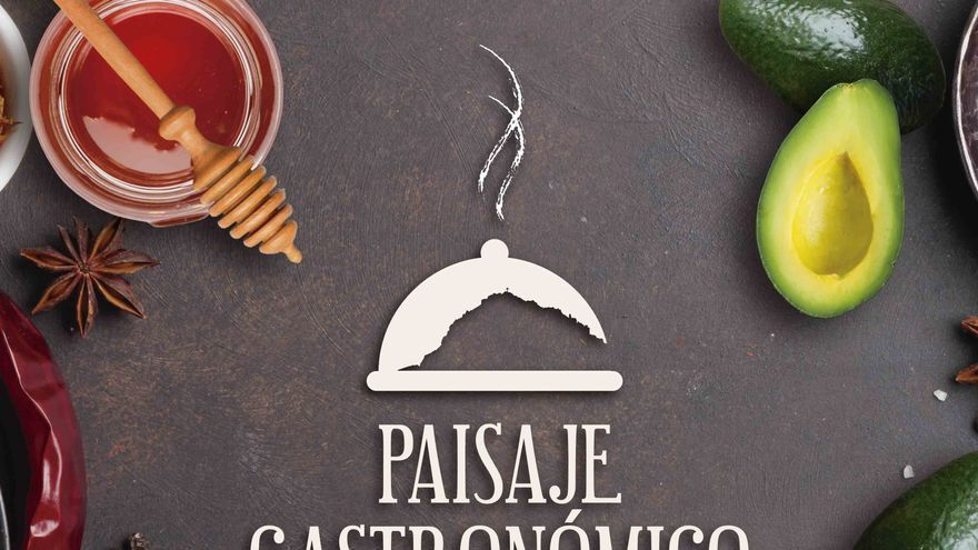 Cartel de la séptima edición del evento sobre cocina en el norte de Tenerife
