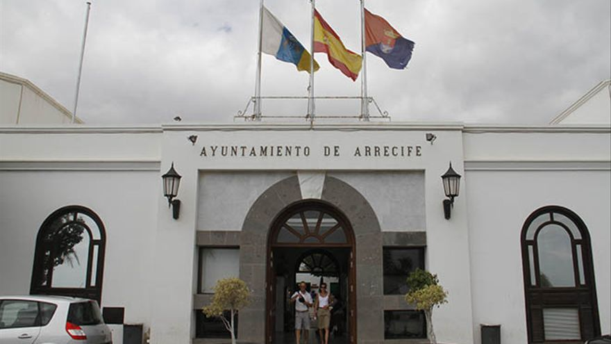 Ayuntamiento de Arrecife.