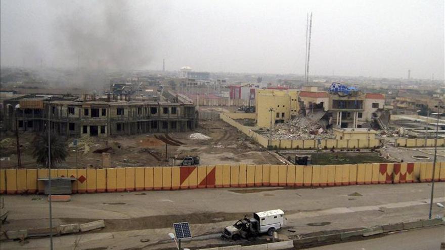 55 combatientes de Al Qaeda mueren en Irak en un ataque aéreo y en combates