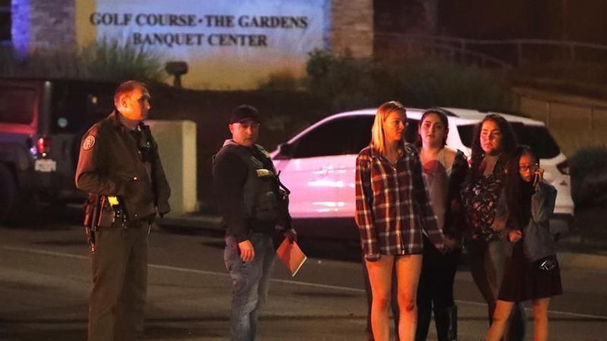 Muere el autor del tiroteo del bar de California con, al menos, 11 heridos