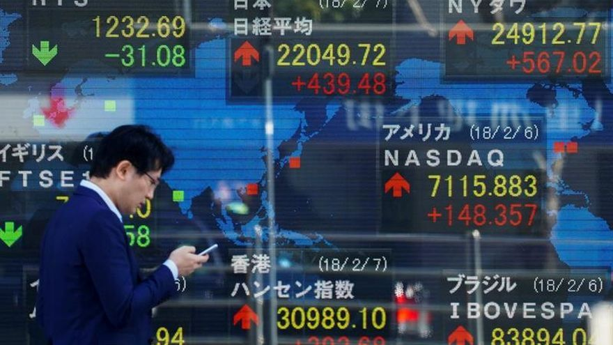 El IPC de Japón subió un 0,9 % en enero, el décimo tercer avance consecutivo