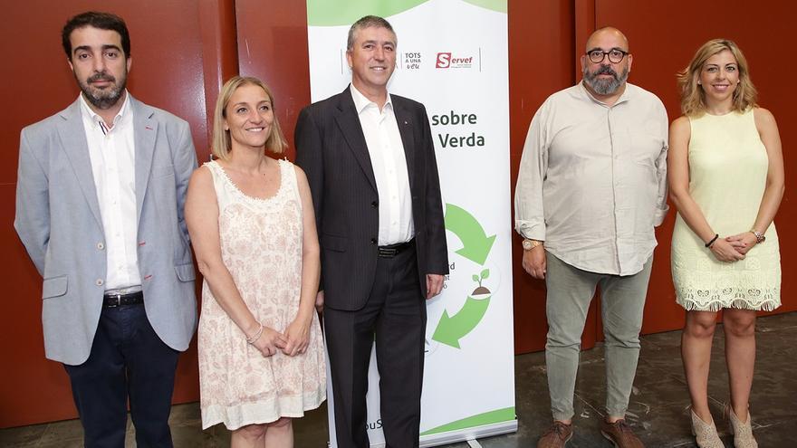 Los consellers de Economía y Medio Ambiente participaron en la jornada sobre 'empleo verde'