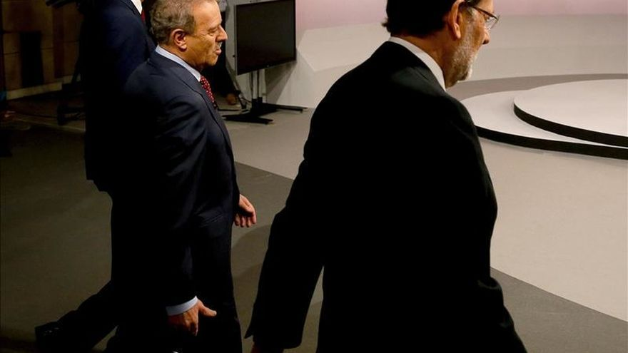 """Principales frases del """"cara a cara"""" entre Rajoy y Sánchez"""