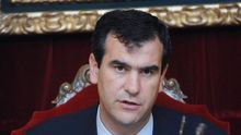 Antonio Román, alcalde de Guadalajara / Foto: Europa Press