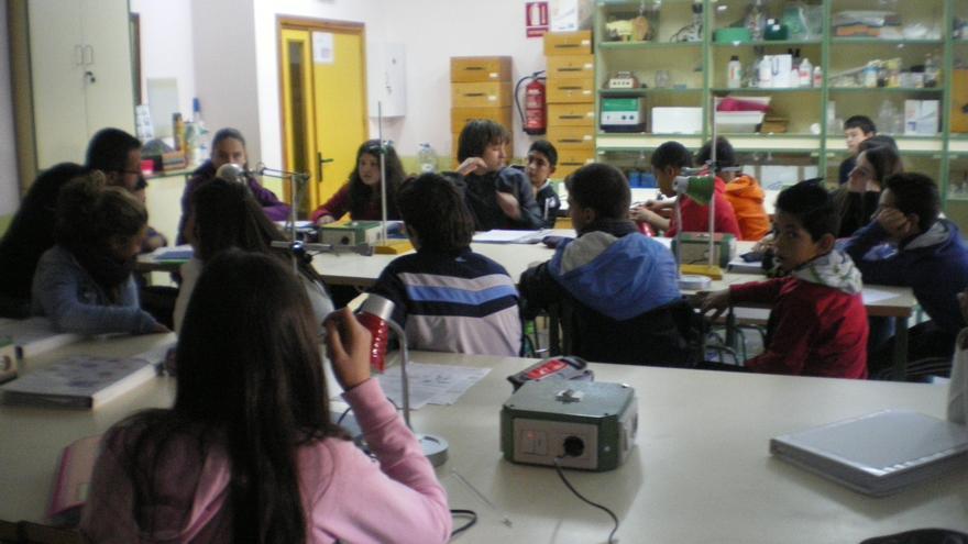 Aprendizaje basado en proyectos en el IES Jaranda, en colaboración con el Cohousing de Servimayor.