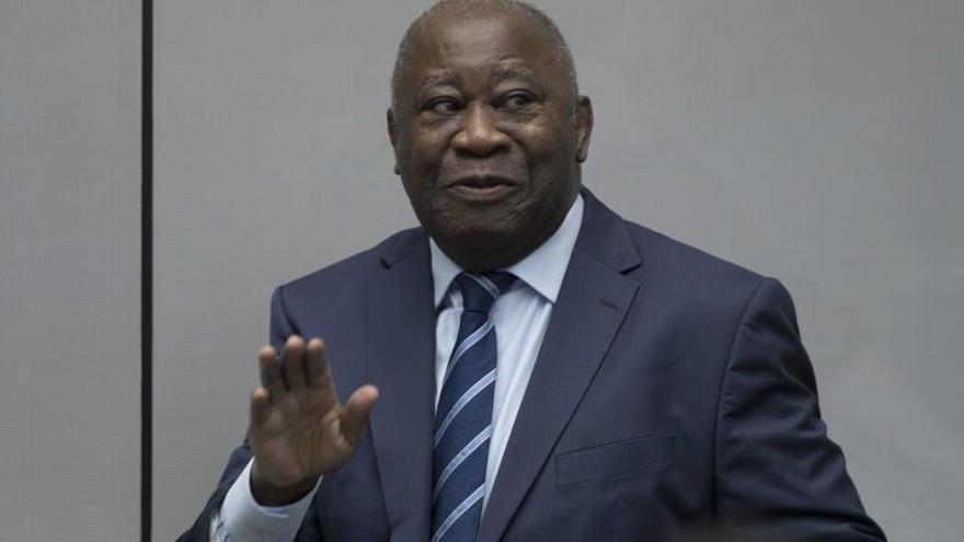 La CPI mantiene en prisión a Laurent Gbagbo de forma provisional