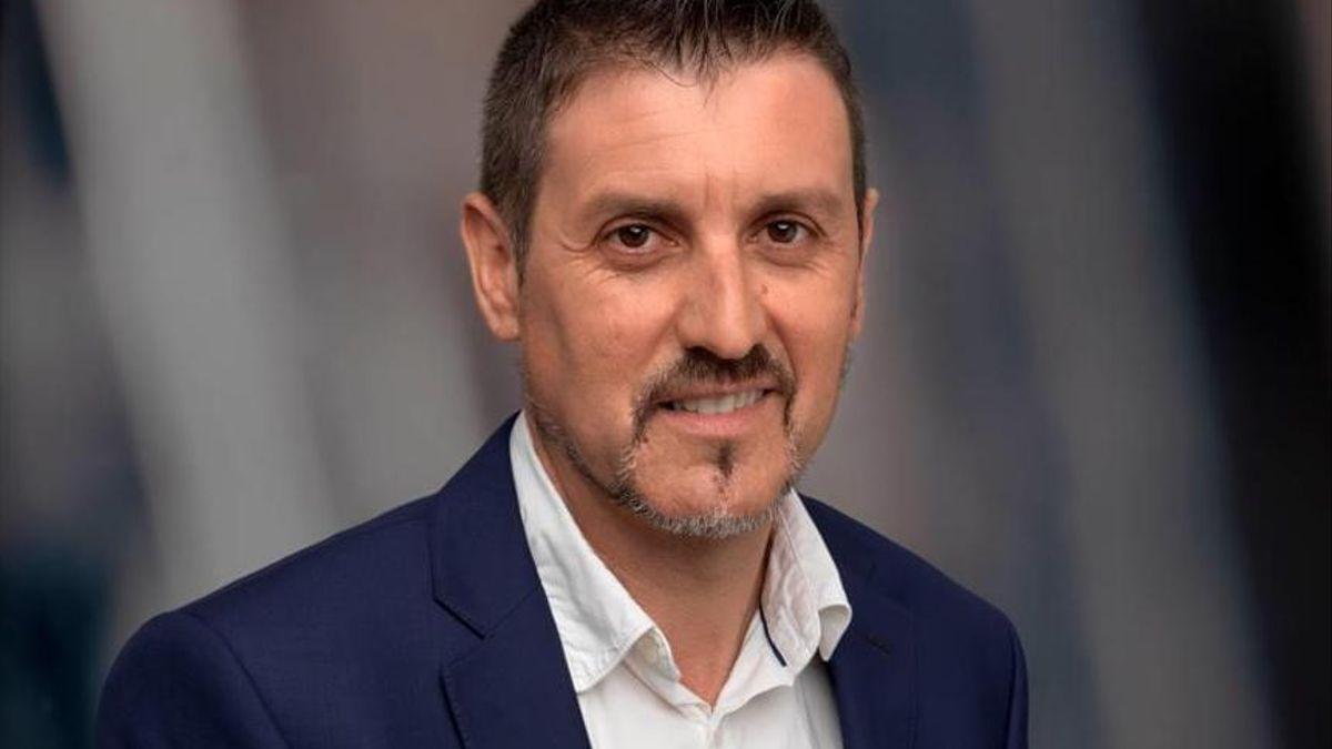 Martín Taño, portavoz de CC en el Ayuntamiento de la Villa de Garafía.