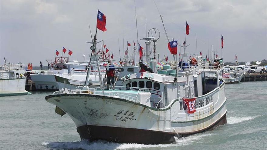 Taiwán no acepta el código de conducta en el mar de China si no lo negocia