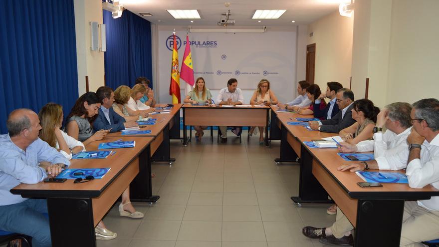 Comité de Dirección del PP de Castilla-La Mancha, este miércoles