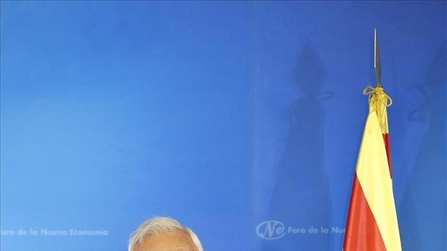 """Margallo ve un """"error importante"""" el referéndum del Reino Unido sobre la UE"""