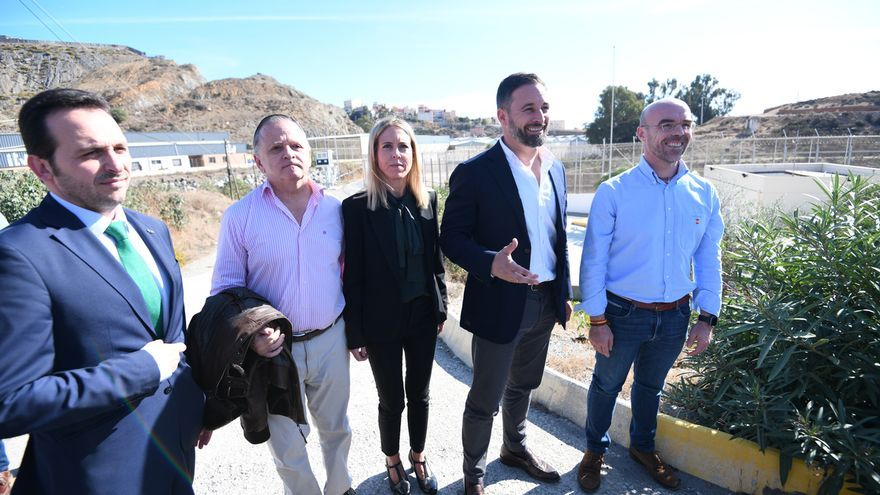 Vox logra el escaño de Ceuta imponiéndose al PSOE y al PP
