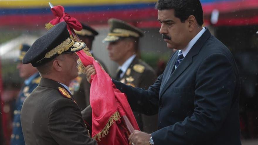 Maduro pide no meterse con Venezuela porque está preparado para ganar la paz