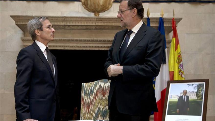 """Francia agradece la """"sustancial"""" ayuda que España le está prestando"""