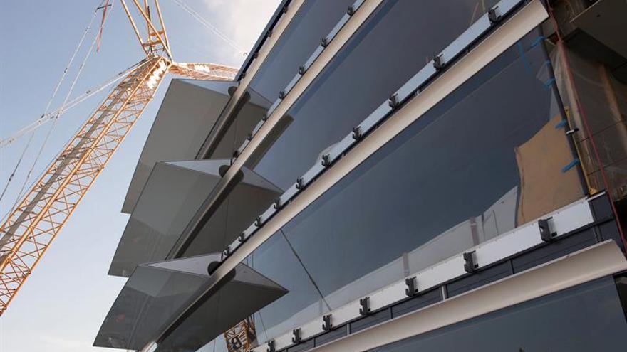 España, tercer país UE por caída de producción en la construcción en agosto