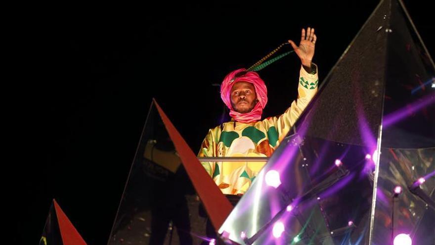 El atuendo de los Reyes Magos desata la polémica en Madrid