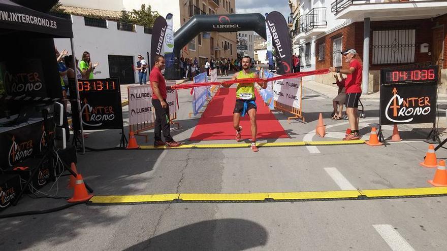 Pol Rodríguez gana La Sagra Skymarathon (© La Sagra Skymarathon).