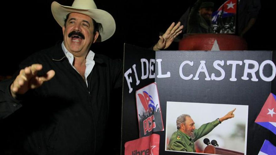 Zelaya pide depurar el padrón electoral antes de los comicios generales en Honduras