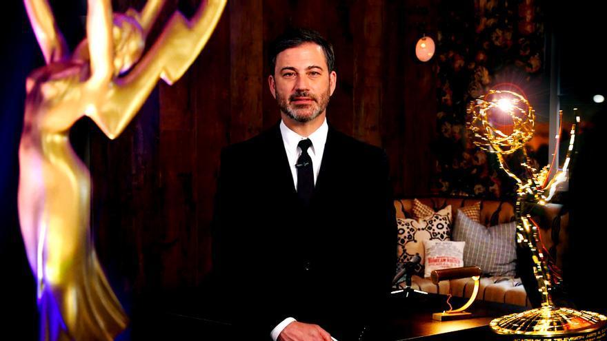 Llega la entrega más incierta de los Emmy, con Jimmy Kimmel