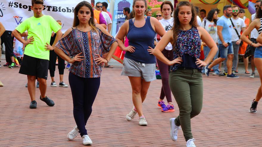 Actividades contra la LGTBFobia en Las Palmas de Gran Canaria