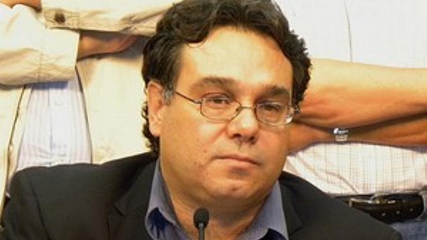 Ignacio Viciana. (JORGE SANTAELLA)