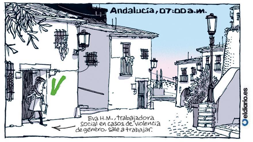 Andalucía, 07:00 a.m.