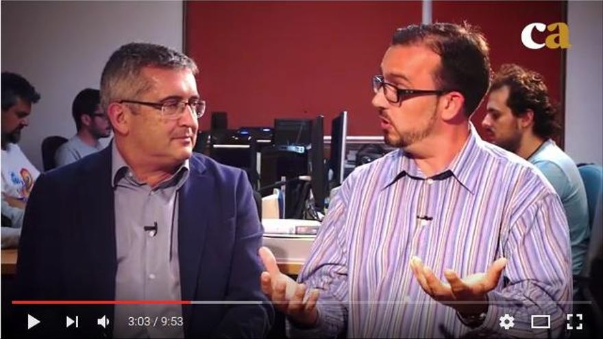 Carlos Sosa y Luis Martín analizan los resultados del #26J.