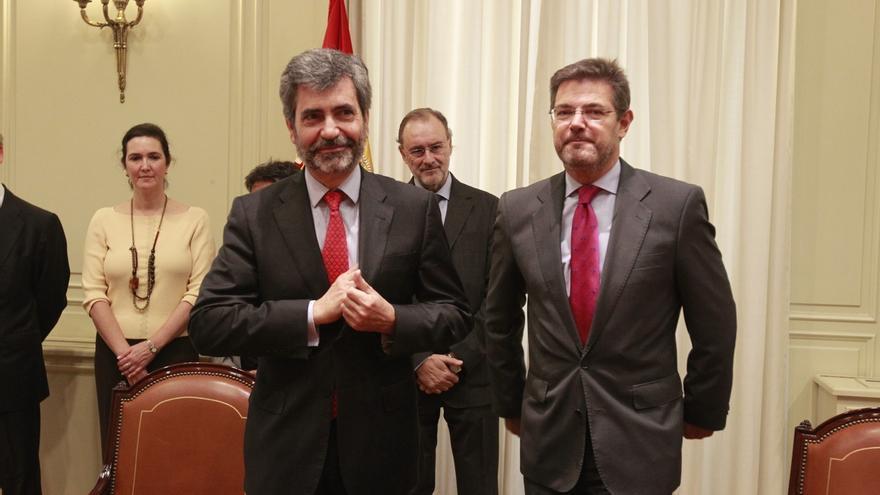Catalá se reunirá hoy con Girauta y prevé presentar en primavera la propuesta de reforma del CGPJ