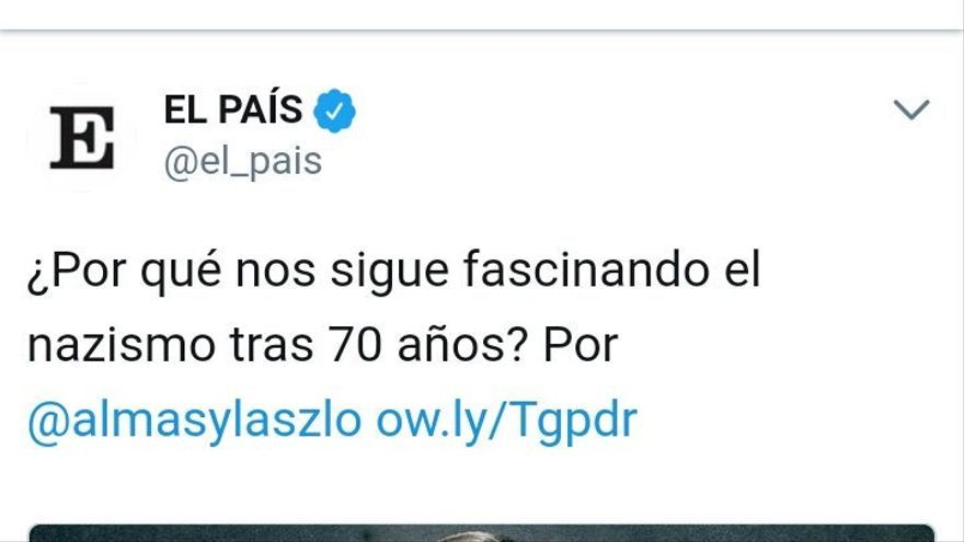 Captura El País