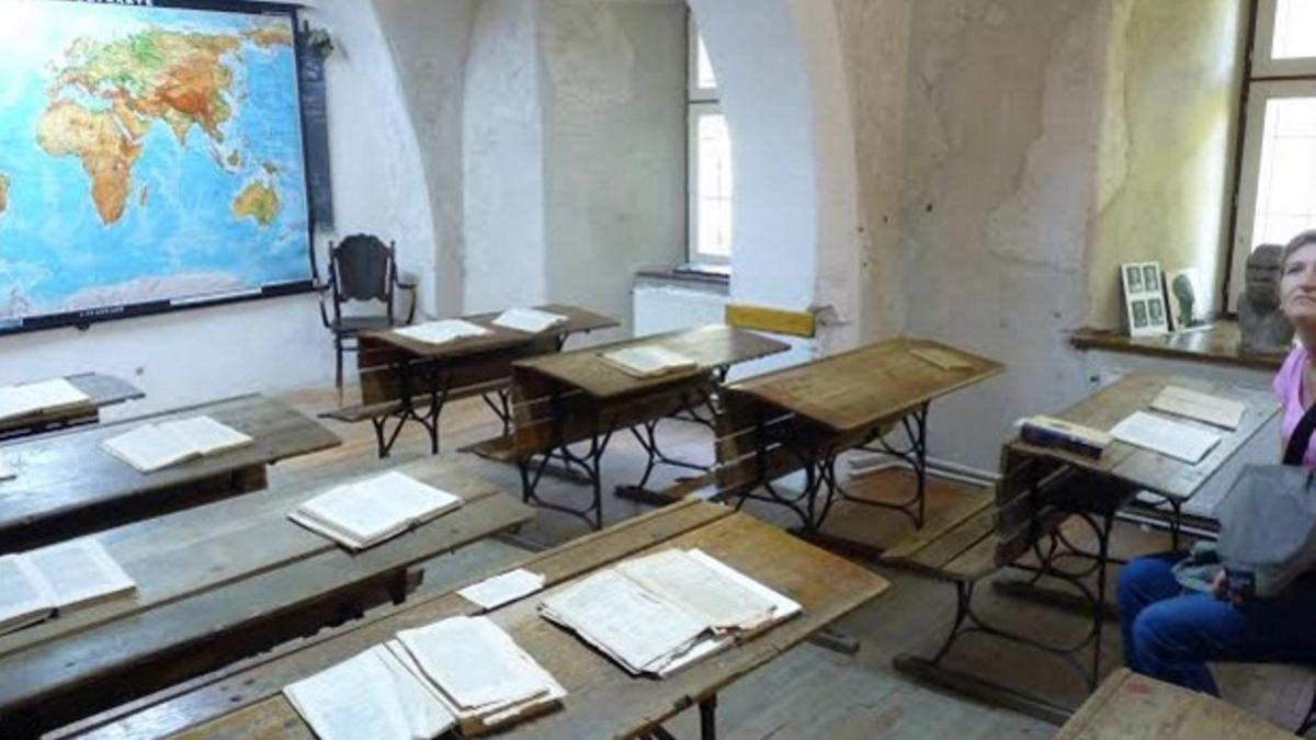 Antigua aula