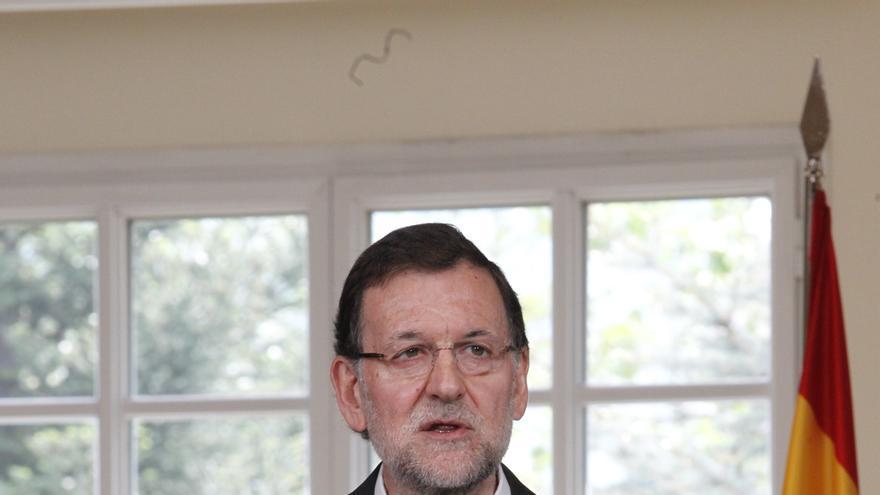 """Rajoy, sobre el papel de los expresidentes: """"Si se les pide ayuda, la prestarían"""""""