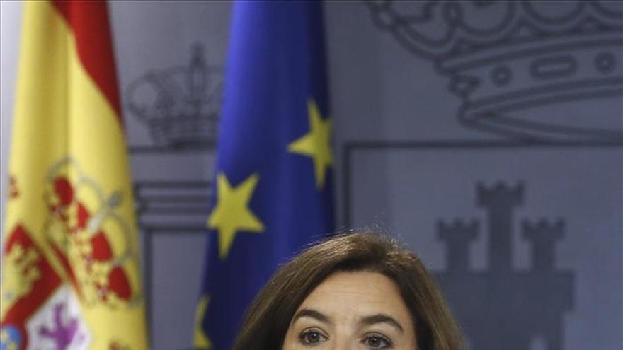 S.Santamaría dice que Forcadell es la primera aludida por el aviso del TC