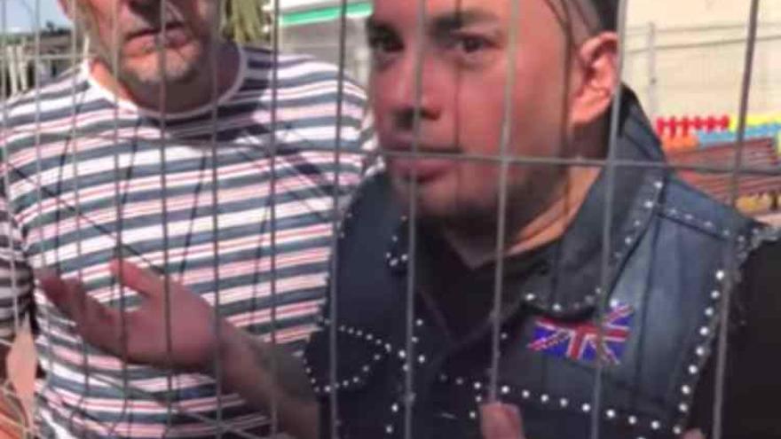 Manny Manuel niega estar ebrio tras ser desalojado del escenario del Carnaval de Día de Las Palmas de Gran Canaria