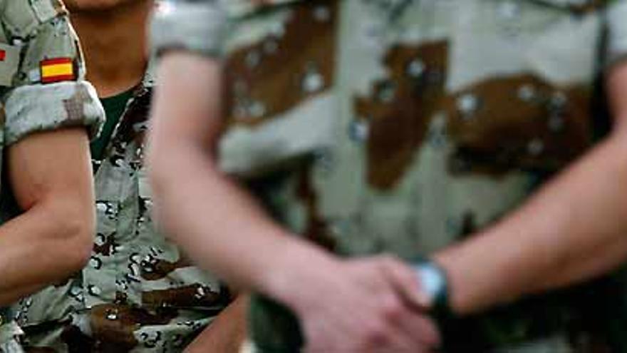 En solo dos folios, el TSJC niega la razón a los mandos del Ejército./ RTVE