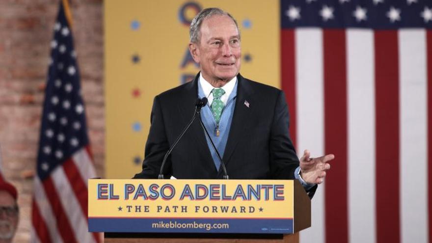 Bloomberg quiere reformar el sistema de inmigración y proteger a los dreamers