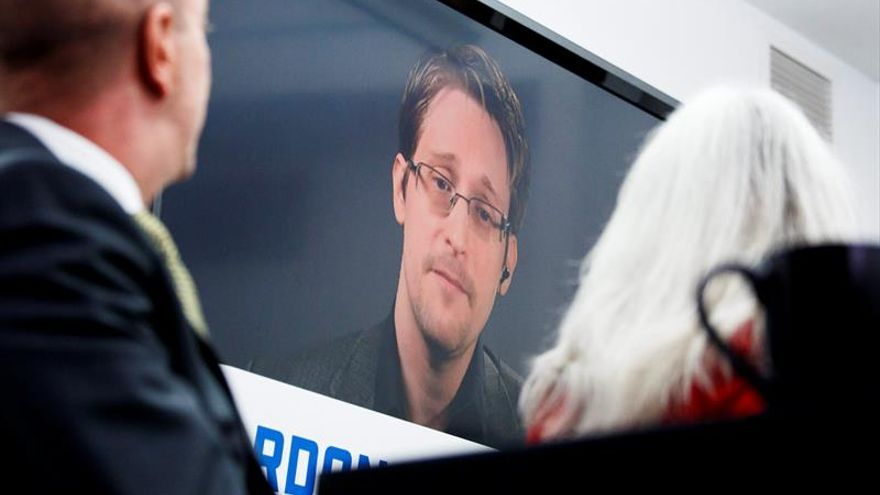 Snowden contribuyó a la victoria de Trump, según su abogado