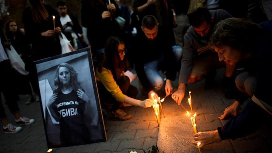 Bulgaria confirma la detención del supuesto asesino de la periodista Marinova