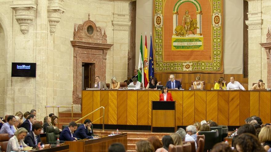 Podemos solicita comparecencias parlamentarias por los incendios de Huelva y el andaluz detenido por fuerzas de Israel